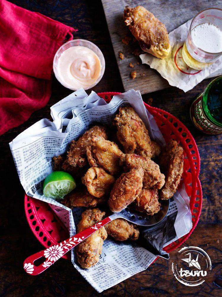 Tsuru Chicken Wings<br>